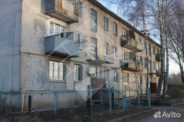 Продается двухкомнатная квартира за 500 000 рублей. Рязанская обл, село Захарово, ул Новоселов, д 6.