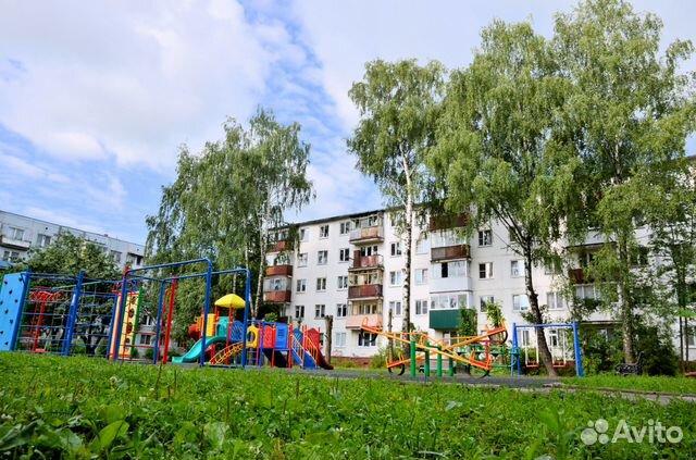 Продается двухкомнатная квартира за 2 350 000 рублей. Московская обл, г Можайск, ул Коммунистическая, д 34.