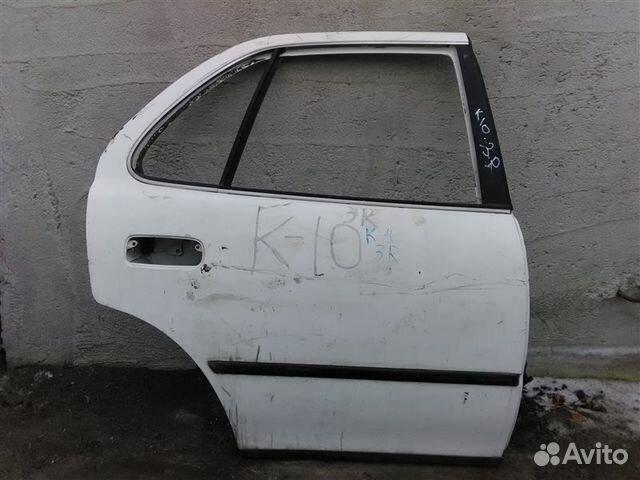 89026196331 Дверь задняя правая Toyota Camry V10 1991
