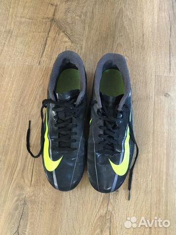 1c46cc24 Футбольные бутсы шиповки Nike размер 42 купить в Санкт-Петербурге на ...