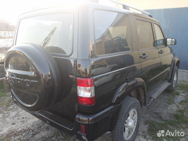 Купить УАЗ Patriot пробег 110 000.00 км 2014 год выпуска