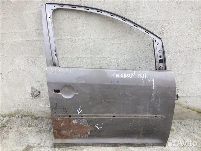 89026196331 Дверь передняя правая Volkswagen Touran 2007