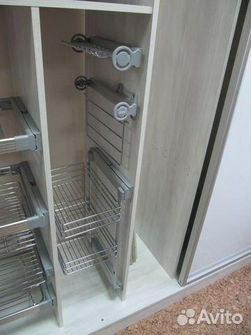 Выдвижные системы хранения для шкафов купить 6