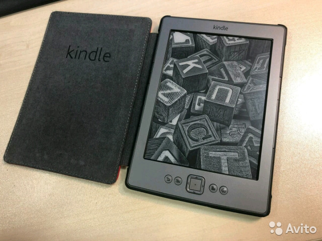 Amazon Kindle 4 Driver