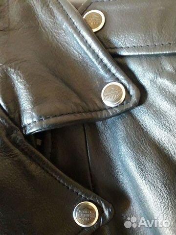 Куртка кожаная Harley - Davidson 89173369019 купить 6