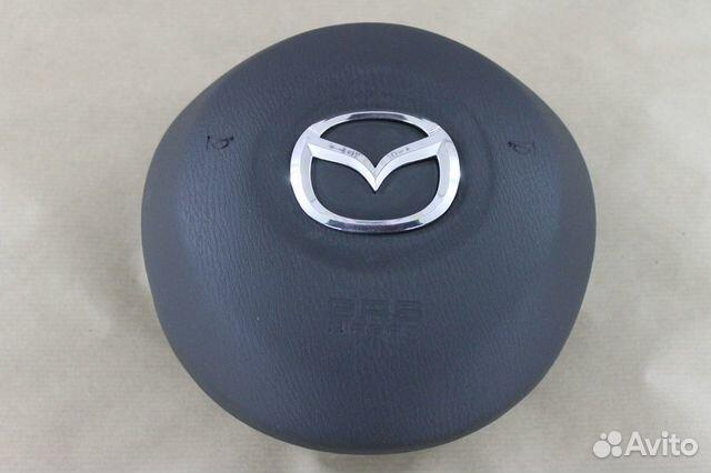 Рулевая накладка на Mazda CX5