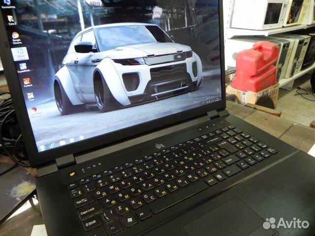 Ноутбук DNS 124039 89138096000 купить 1