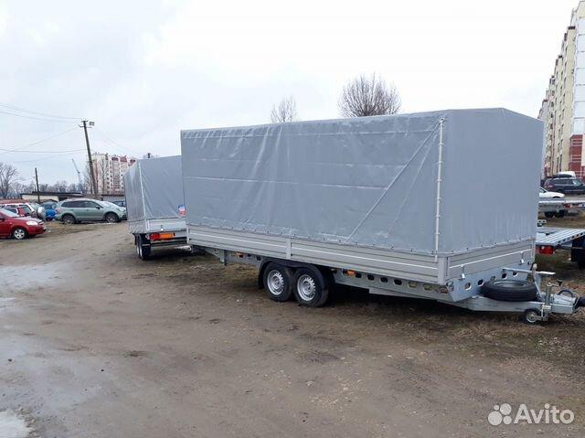 10ee34b826803 Прицеп-лафета для перевозки груза или автомобиля купить в ...