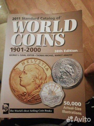 Каталог монет со всего мира 2011 года