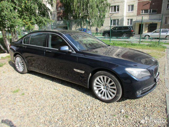 BMW 7 серия, 2011 89829613649 купить 8