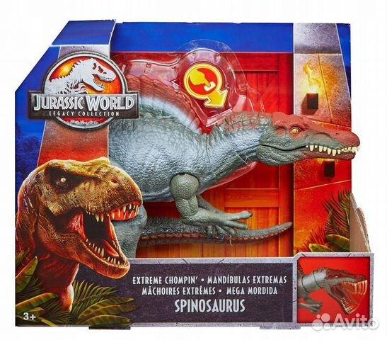 Jurassic World Мир юрского периода - спинозавр купить 1