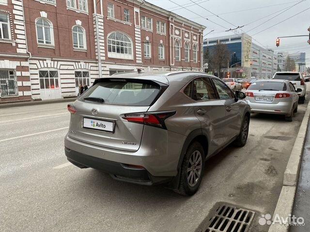 Lexus NX, 2015  89874714212 купить 1