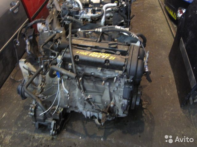 shda 9g43262 двигатель ford focus