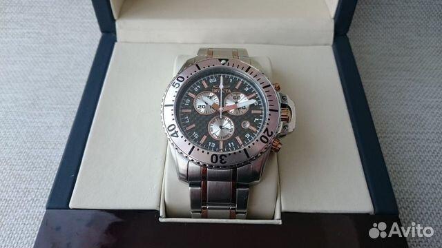 Мужские Invicta Pro Diver Chronograph 11286 обмен 89525003388 купить 1