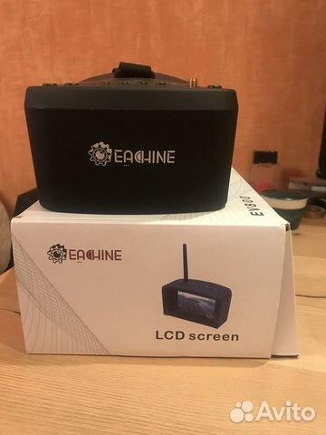 Видеошлем Eachine EV800 5 800x480 FPV Goggles 5.8 89529560318 купить 2