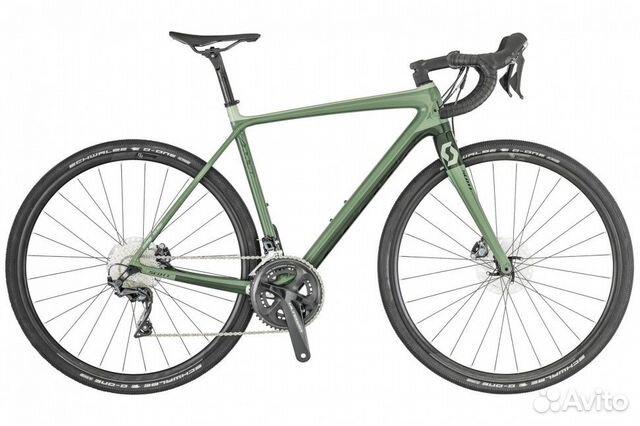 Велосипед Scott Addict Gravel 20