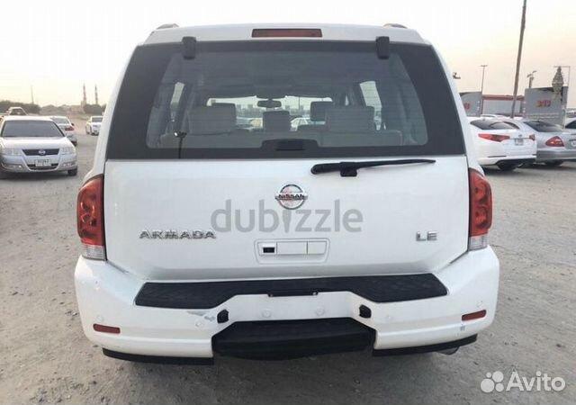 Nissan Armada, 2009 89194210721 купить 6
