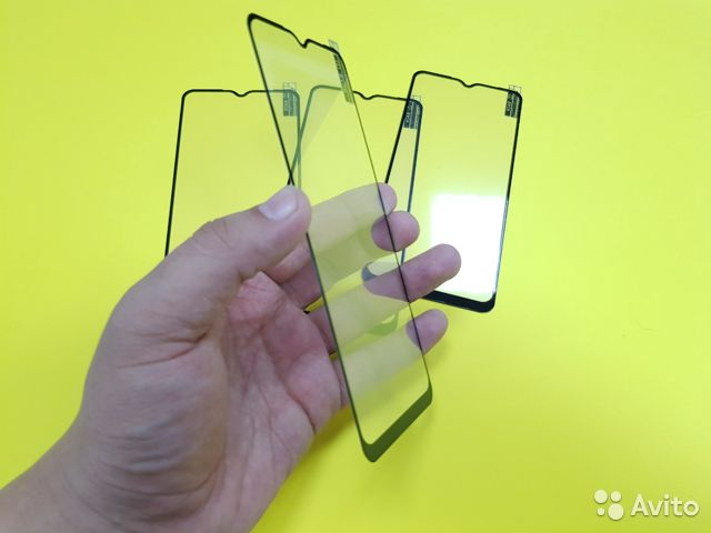 Защитное стекло на Oppo A5 2020, A9 2020