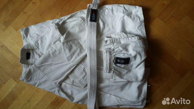 Кимоно для мальчика 8-10лет 89113504986 купить 1