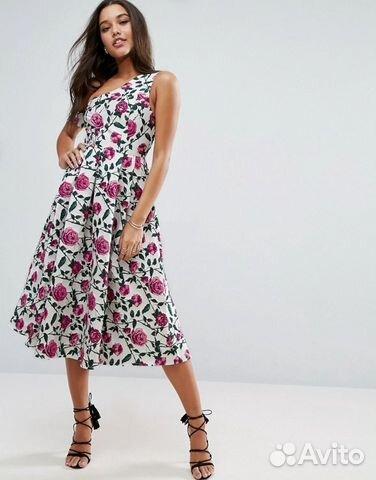 89229092100 Стильное платье ASOS