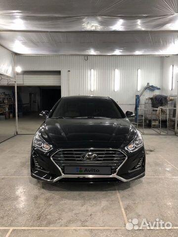 Hyundai Sonata, 2017 89054150236 купить 8