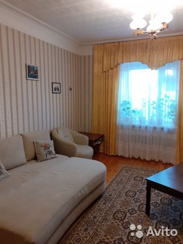 3-к квартира, 84.5 м², 2/3 эт.