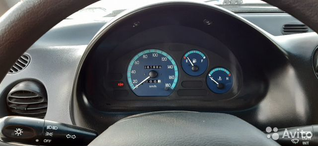 Daewoo Matiz, 2008 купить 9