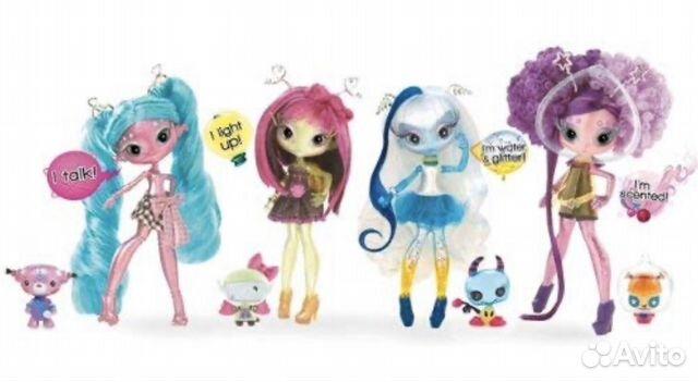 Кукла MGA Entertainment Novi Stars Doll Mae Tallic 89062132153 купить 5
