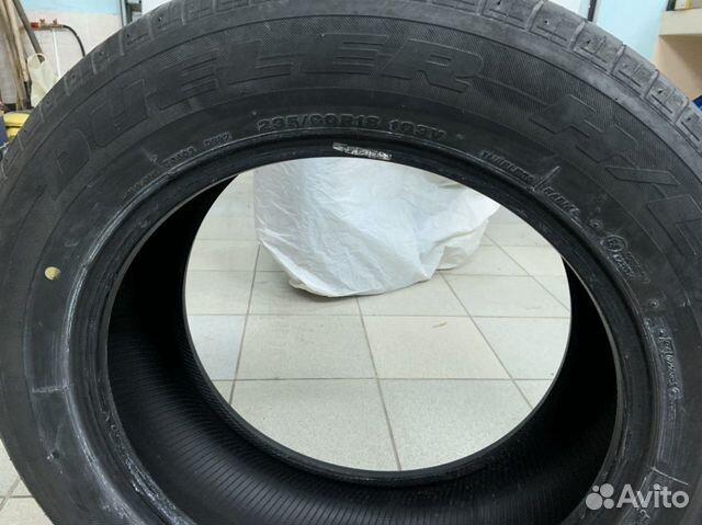 235/60 R18 Bridgestone купить 4