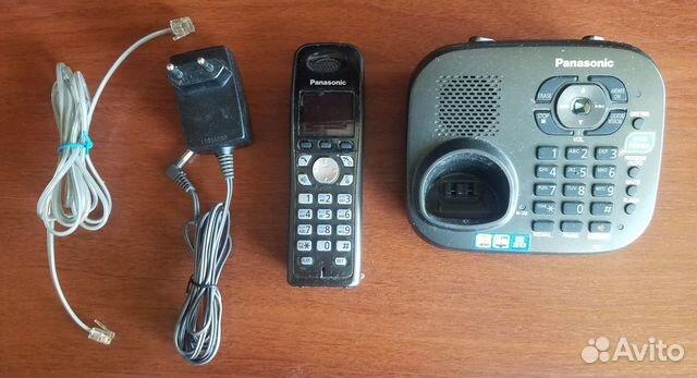 Радиотелефон Panasonic KX-TG8041RU