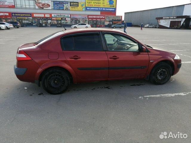 Renault Megane, 2005 89052963642 купить 2