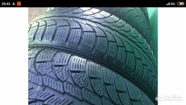 Продам комплект зимних шин, Gislaved - липучка  89042969545 купить 2