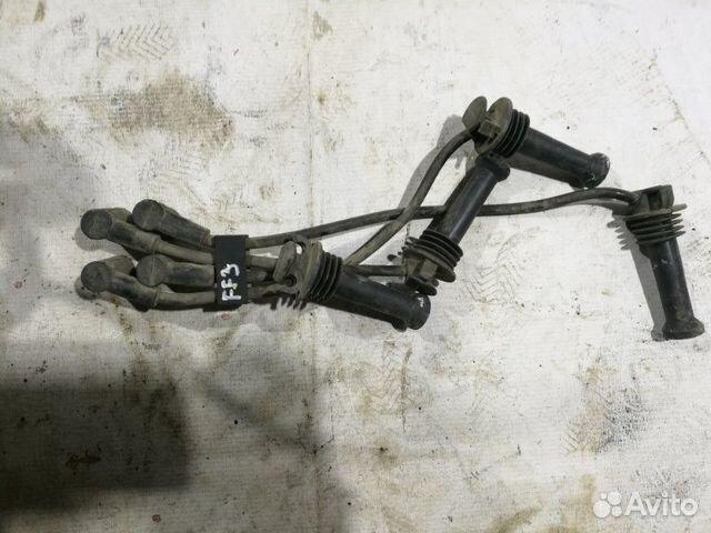 89026196331 Провода высоковольтные Ford Focus III 1.6 2012