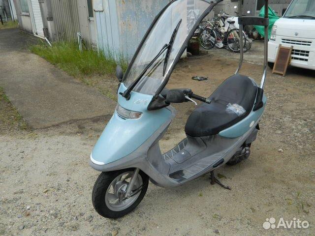Honda Cabina 50 в разбор  89508575080 купить 1