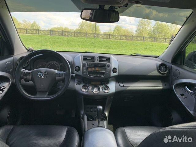Toyota RAV4, 2011 89058758554 купить 7