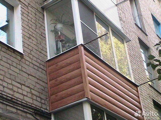 Балконов и лоджий аккуратное остекление - воронеж - доска об.