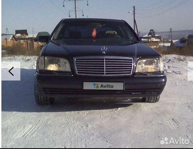 Mercedes-Benz S-класс, 1996 89143638314 купить 2