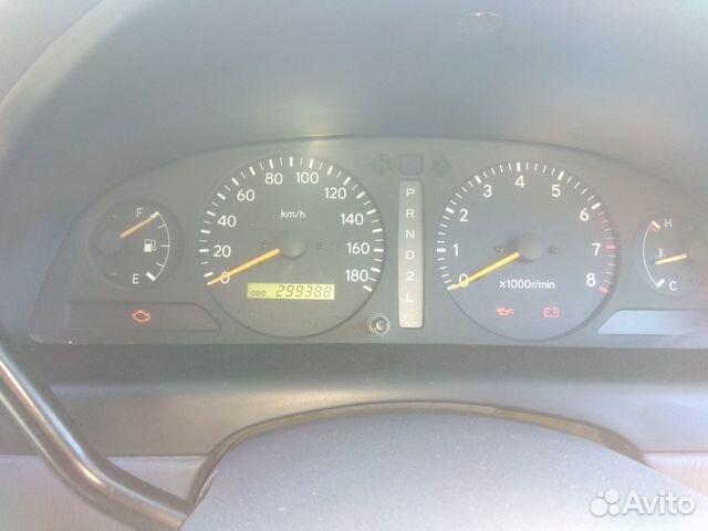 Toyota Ipsum, 1998 89222557709 купить 6