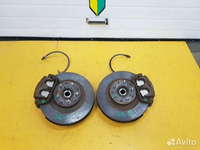 89625003353  Ступицы передние комплект Subaru Forester, SG5, EJ