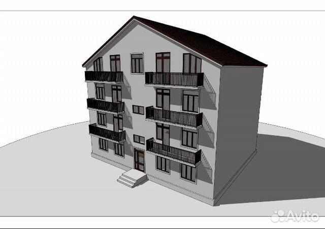 2-к квартира, 42 м², 2/3 эт. 89034237549 купить 1