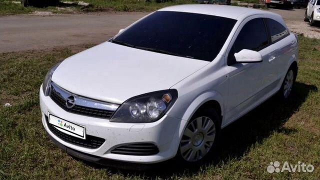 Opel Astra GTC, 2010  89124435777 купить 1