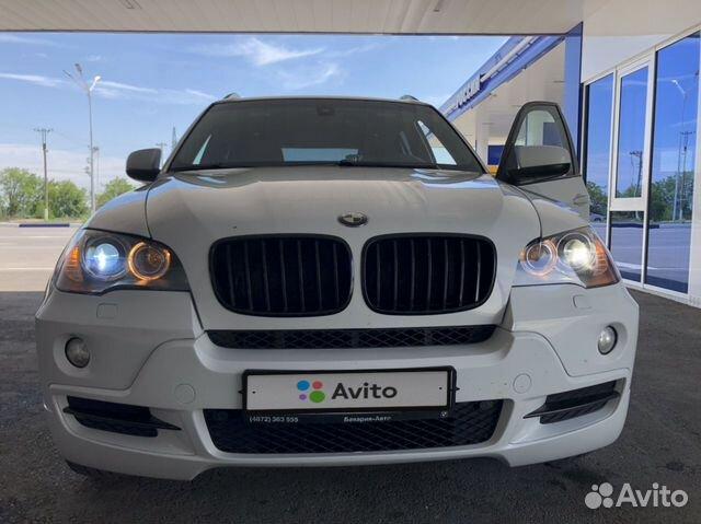 BMW X5, 2007  89280762907 купить 2