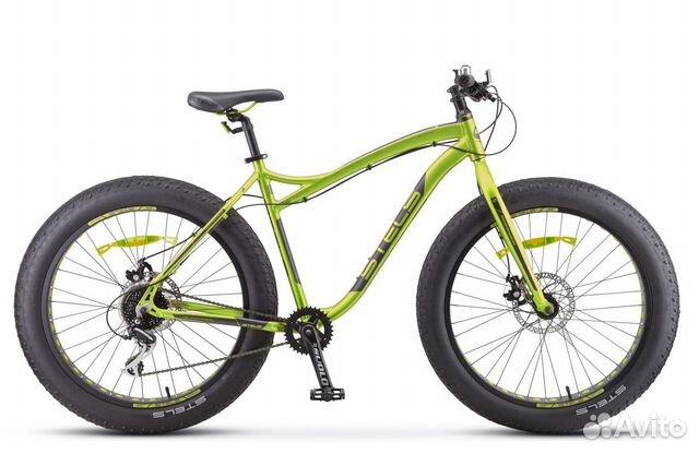 Велосипед фэтбайк Stels Aggressor D v010 - 26