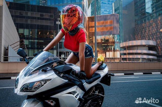 фотосессия на мотоцикле москва