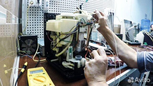 Профессиональный ремонт кофемашин