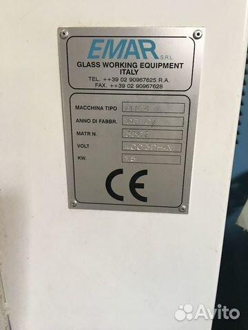 Станок герметизации стеклопакетов emar (италия) 89225996191 купить 3