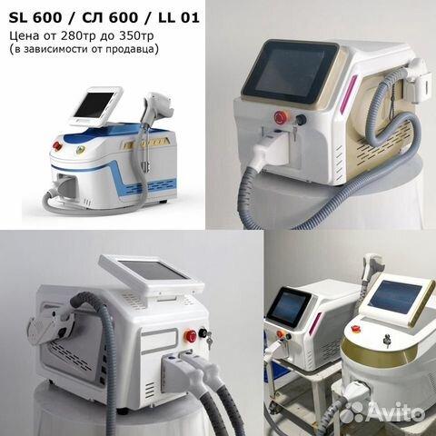 Диодный лазер для эпиляции