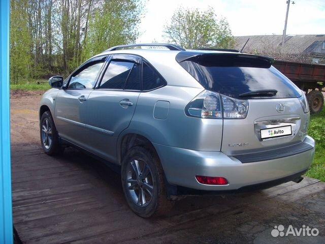Lexus RX, 2007 89097188620 купить 5