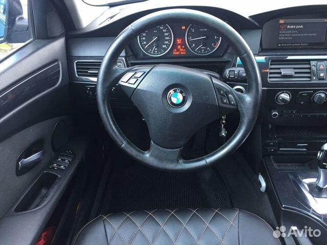 BMW 5 серия, 2008  89825110176 купить 8