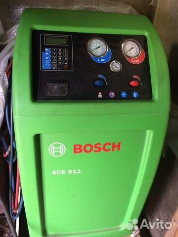 Станция для заправки автокондиционеров Bosch acs 5  89513422331 купить 1